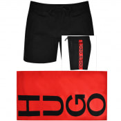 Product Image for HUGO Doku Beach Set Black